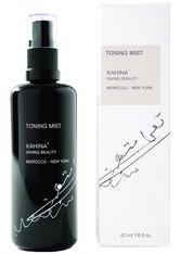 KAHINA GIVING BEAUTY - Kahina Giving Beauty Produkte Toning Mist Gesichtsspray 50.0 ml - Gesichtswasser & Gesichtsspray