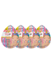 yes to Grapefruit Vitamin C Glow-Boosting Unicorn Mud Single Use Mask (Pack of 4)
