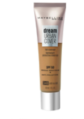 MAYBELLINE - Maybelline Dream Urban Cover Foundation SPF50 30ml 348 Café Au Lait - FOUNDATION