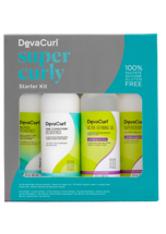 DEVACURL - DevaCurl Super Curly Curls on the Go 360ml - Haarpflegesets