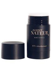 Agent Nateur - Uni(sex) No.5 Deodorant, 50 Ml – Deodorant - one size