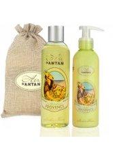 Un Air d'Antan Bath & Body Set Les Marchés de Provence: 1 Body Moisturiser 200ml + 1 Shower Gel 250ml
