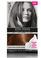 JOHN FRIEDA - John Frieda Precision Foam Colour 6N Light Natural Brown - HAARTÖNUNG