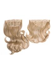 Easilocks x Megan Mckenna's Bouncy Blow - Ash Blonde