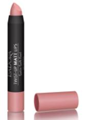 ISADORA - IsaDora Twist-Up Matt Lips 3.3g 50 NAKED - LIPPENSTIFT