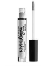 NYX Professional Makeup Lip Lingerie Glitter 3,4 ml (verschiedene Farbtöne) - Clear