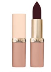 L'Oréal Paris Color Riche Ultra-Matte Nude Lipstick 5g (Various Shades) - 12 No Prejudice