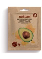 BEAUTYPRO - BeautyPro Avocado Infused Sheet Mask 22ml - TUCHMASKEN