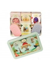 Un Air d'Antan French Organic Oils Soap Collection Gift Set 4 x 100g