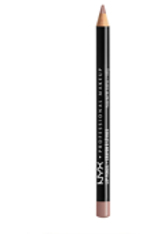 NYX Professional Makeup Slim Lip Pencil 1g Mahogany - NYX PROFESSIONAL MAKEUP