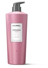 KERASILK - Goldwell Kerasilk Color Conditioner 1L - Conditioner & Kur