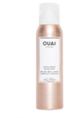 OUAI HAIRCARE - OUAI Hair & Body Shine Mist 107g - LEAVE-IN PFLEGE