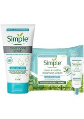 Simple Daily Detox Clear Pore Cleansing Bundle