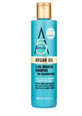 ARGAN+ - Argan+ 5-Oil Miracle Shampoo 300ml  - SHAMPOO