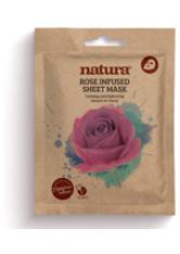 BEAUTYPRO - BeautyPro Rose Infused Sheet Mask 22ml - Tuchmasken