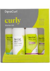 DEVACURL - DevaCurl Curly Curls on the Go 360ml - Haarpflegesets