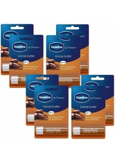 Vaseline Cocoa Butter Lip Therapy Balm Sticks 8 x 4g