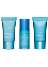 CLARINS - Clarins Hydration Travel Kit - Feelunique Exclusive - PFLEGESETS