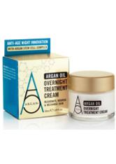 ARGAN+ - Argan+ Overnight Treatment Cream 50ml - Nachtpflege