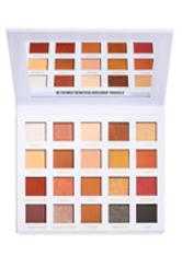 SCOTT BARNES - Scott Barnes Snatural No.1 Eyeshadow Palette - Lidschatten
