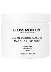 GLOSS MODERNE - Gloss Moderne Clean Luxury Masque 120ml - CREMEMASKEN