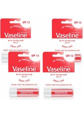 Vaseline Rosy Lip Therapy Balm Sticks 4 x 4g