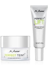 M. ASAM - PERFECT TEINT & PERFECT LIFT Instant Effect Formula - PFLEGESETS