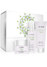 M. ASAM - Geschenkbox mit BETTER SKIN Frucht Enzym Serum, Day Cream LSF 15, Peel-off-Maske - Pflegesets