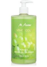 M. ASAM - M. Asam Vino Gold Duschgel mit erfrischendem No.1 Duft, 750 ml- asambeauty Kosmetik - DUSCHEN & BADEN