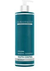 FLORA MARE - YOUTH CONTROL Vitalizing Mineral Shampoo - SHAMPOO & CONDITIONER