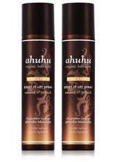 AHUHU - BOOST IT UP! Spray volume & refresh Duo - HAARSPRAY & HAARLACK