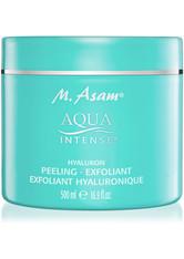 M. ASAM - M. Asam Aqua Intense Hyaluron Körperpeeling, 500 ml - asambeauty Kosmetik - KÖRPERPEELING
