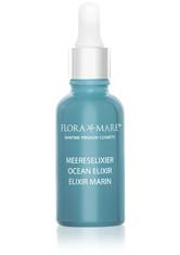 FLORA MARE - FLORA MARE Gesichtsserum »Meereselixir«, blau, 30 ml, aquablau - SERUM