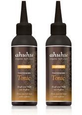 AHUHU - COFFEIN Thickening Tonic Duo - LEAVE-IN PFLEGE
