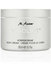 M. ASAM - M. Asam Vinolift Körpercreme mit hochwertigem Anti-Aging-Wirkstoffen, 300 ml - asambeauty Kosmetik - KÖRPERCREME & ÖLE