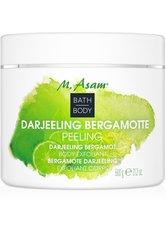 DARJEELING BERGAMOTTE Peeling - M. ASAM