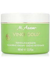 M. ASAM - M. Asam Vino Gold Reinigungscreme für das Gesicht, 400 ml- asambeauty Kosmetik - CLEANSING