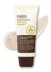 PURITO - PURITO - Snail Clearing BB Cream SPF38 PA+++ #21 Light Beige 30ml 30ml - BB - CC CREAM