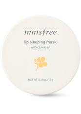 innisfree - Canola Oil Lip Sleeping Mask 17g 17g - INNISFREE