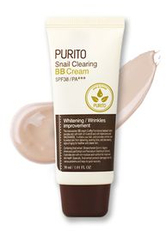 PURITO - PURITO - Snail Clearing BB Cream SPF38 PA+++ #23 Natural Beige 30ml 30ml - BB - CC CREAM