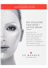 LE MASQUE SWITZERLAND - LE MASQUE FIRMING ANTI-AGING FACE MASK - TUCHMASKEN