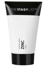THE INKEY LIST - The INKEY List Zinc Oxide Cream Moisturiser 30ml - TAGESPFLEGE