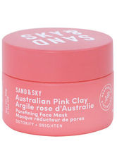 Australian Pink Clay Porefining Face Mask Deluxe TravelSize