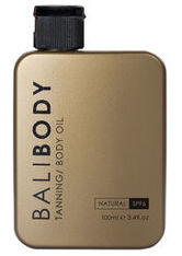 BALI BODY - SUNCARE TANNING AND BODY OIL SPF6 100ML-511770 - Sonnencreme