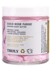 TRULY - BODY COCO ROSE FUDGE WHIPPED BUTTER-506971 - KÖRPERCREME & ÖLE
