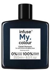RESCUE MY HAIR - COLOUR COBALT WASH 250ML - SHAMPOO