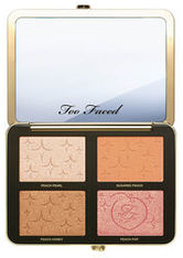 TOO FACED - Too Faced Sugar Peach Face & Eye Palette - Lidschatten