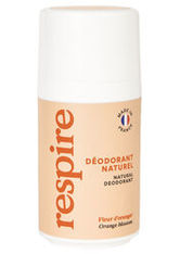 RESPIRE - ORANGE BLOSSOM NATURAL DEODORANT 50ML - ROLL-ON DEO