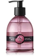 THE BODY SHOP - British Rose Handseife 275 ML - PEELING & MASKE
