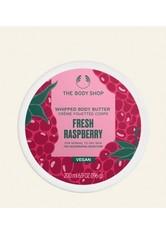Fresh Raspberry Whipped Body Butter 200 ML